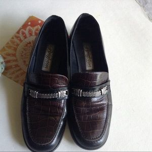 Brighton. Used loafers.